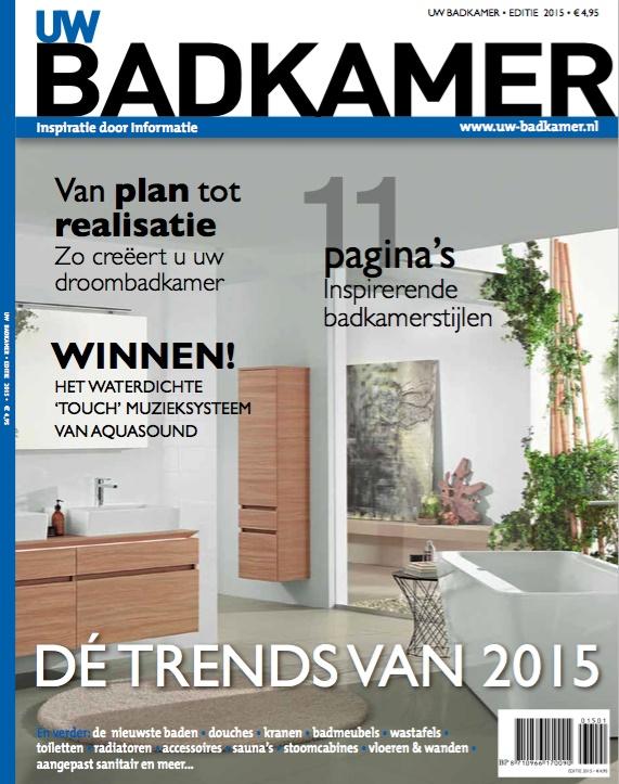 nieuwe editie uw badkamer magazine - nieuws startpagina voor, Badkamer