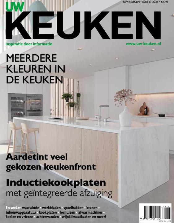 UW Keuken magazine 2021 #keuken #keukenmagazine #verbouwen #verhuizen #inspiratie
