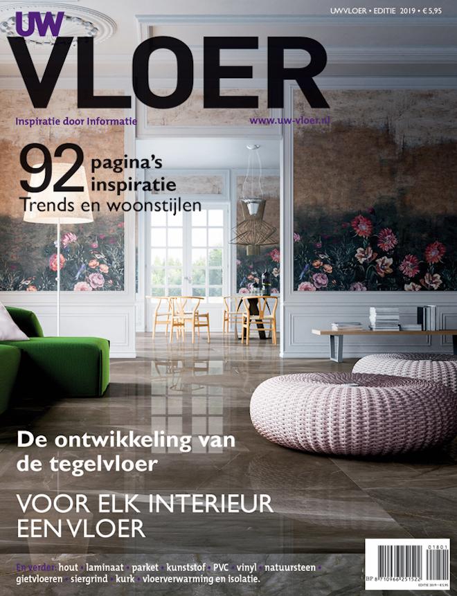 Woonmagazine UW Vloer #vloer #vloeren #interieur #interieurinspiratie #magazine #interieurmagazine #woonmagazine