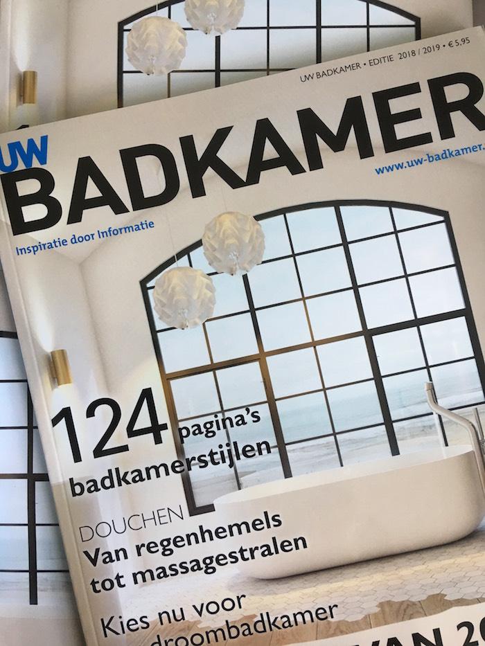 UW Badkamer magazine #badkamer #badkamertrends #badkamernieuws #badkamerideeen #magazine #woonmagazine