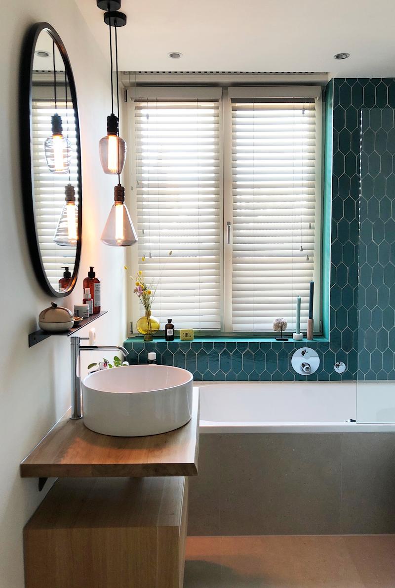 Designtegels platta Art Deco #badkamertegels #designtegels #artdecotegels #tegels