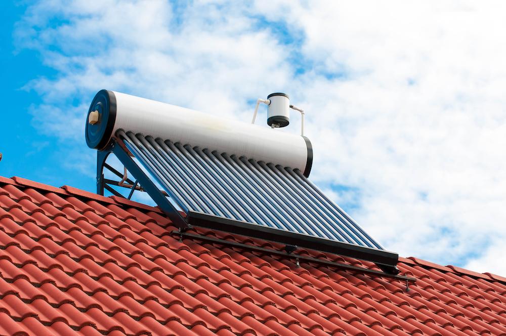 Zonneboiler. Alles over zonneboilers #zonneboiler ##verwarmen #duurzaam #duurzaamwonen