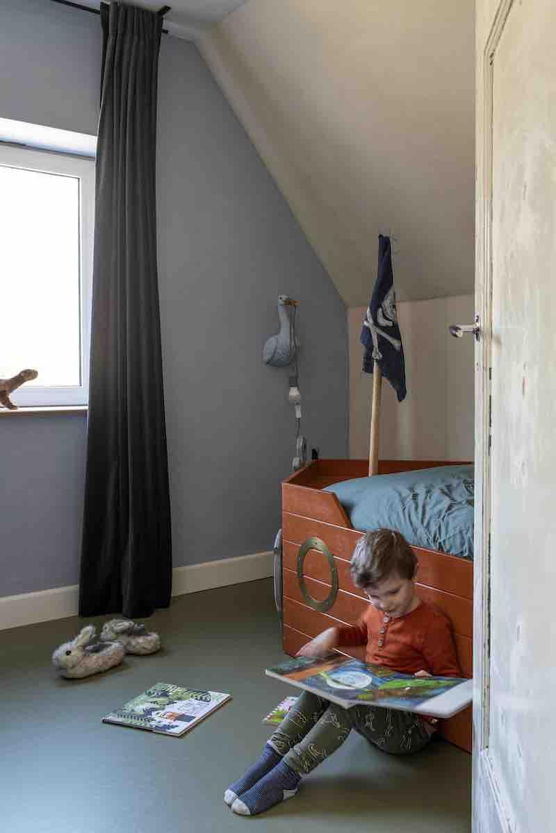 Duurzame woning in Den Haag