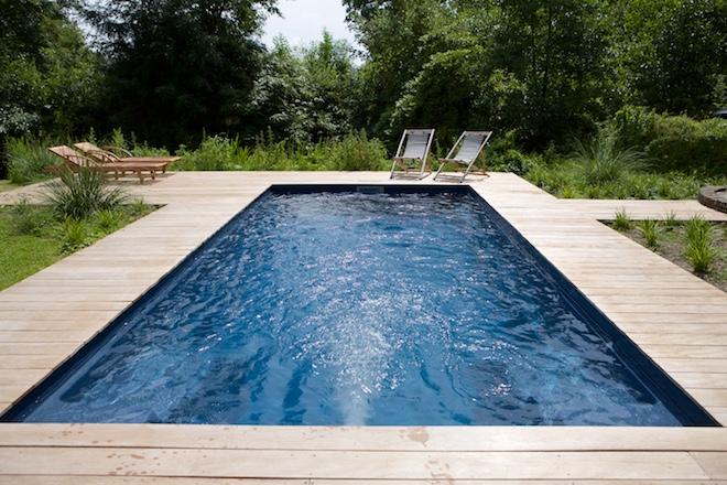 Ongestoord trainen in eigen zwembad compass pools