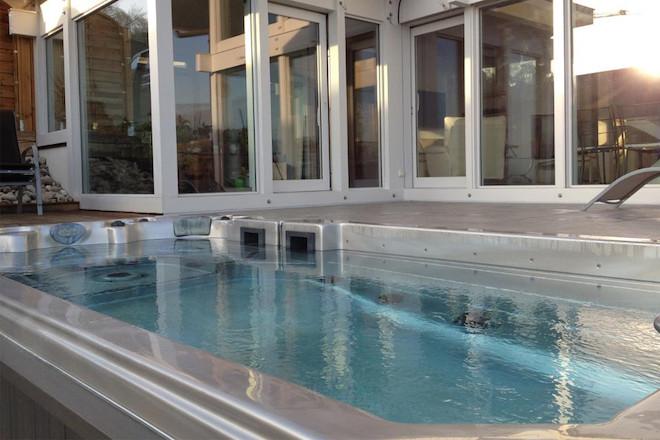 De voordelen van een zwemspa