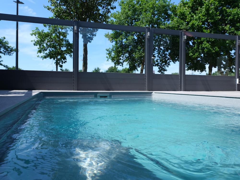 Geniet dagelijks van een dosis ontspanning in eigen zwembad