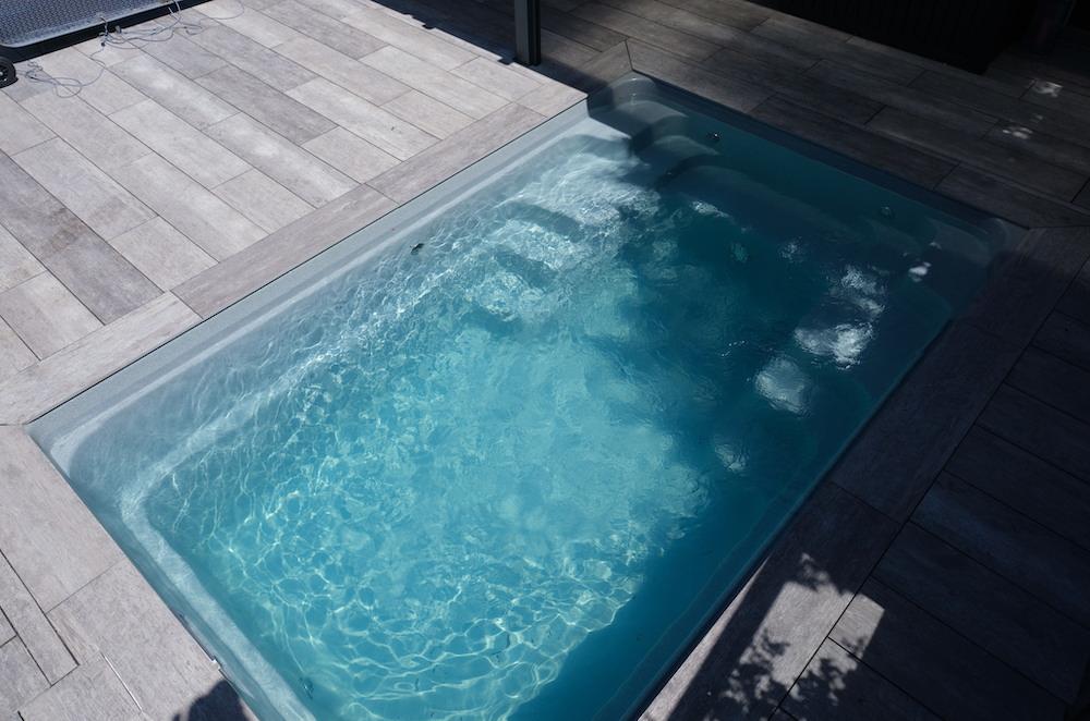 Geniet dagelijks van een dosis ontspanning in eigen zwembad 2
