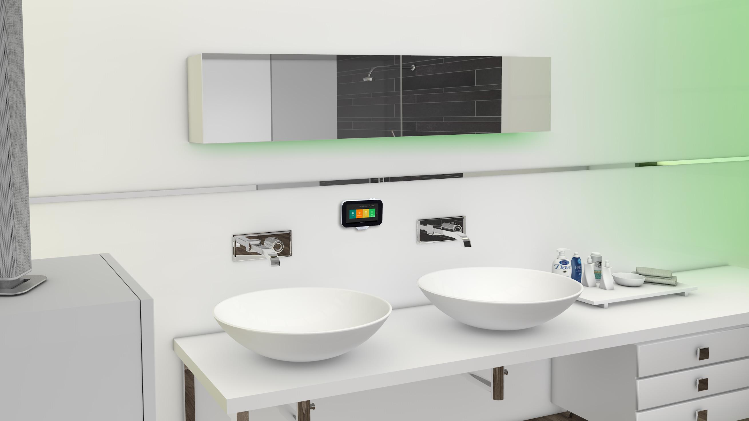 Muziek Badkamer Draadloos : Aquasound badkamer ideeën uw badkamer