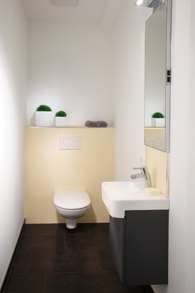 Artweger wandpaneel badkamer