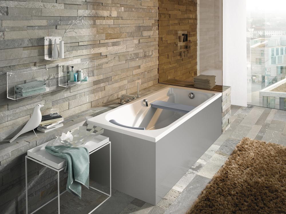 Ligbad Sphinx Comfort Plus #badkamer #bad #voorbeelden #badkamerinspiratie