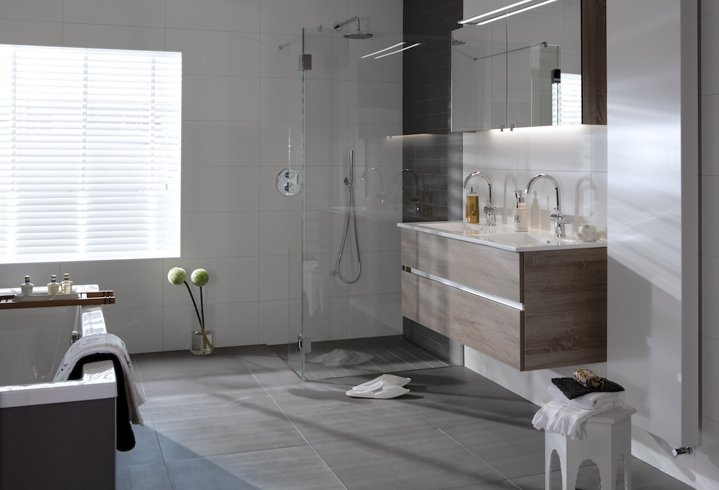 slimme indeling badkamer  brigee, Meubels Ideeën