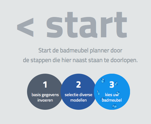 Badmeubelhuis introduceert badmeubel-configurator - Nieuws ...