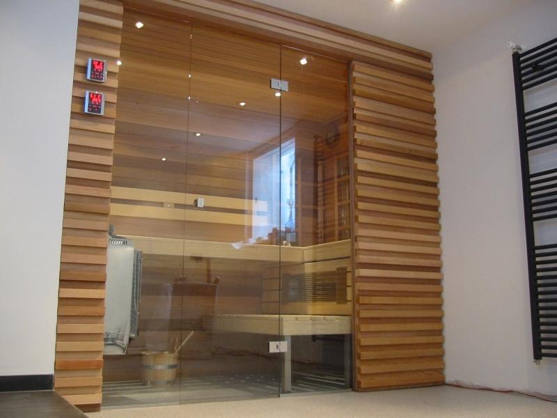 Combisauna - infraroodcabine en sauna in één van Cerdic