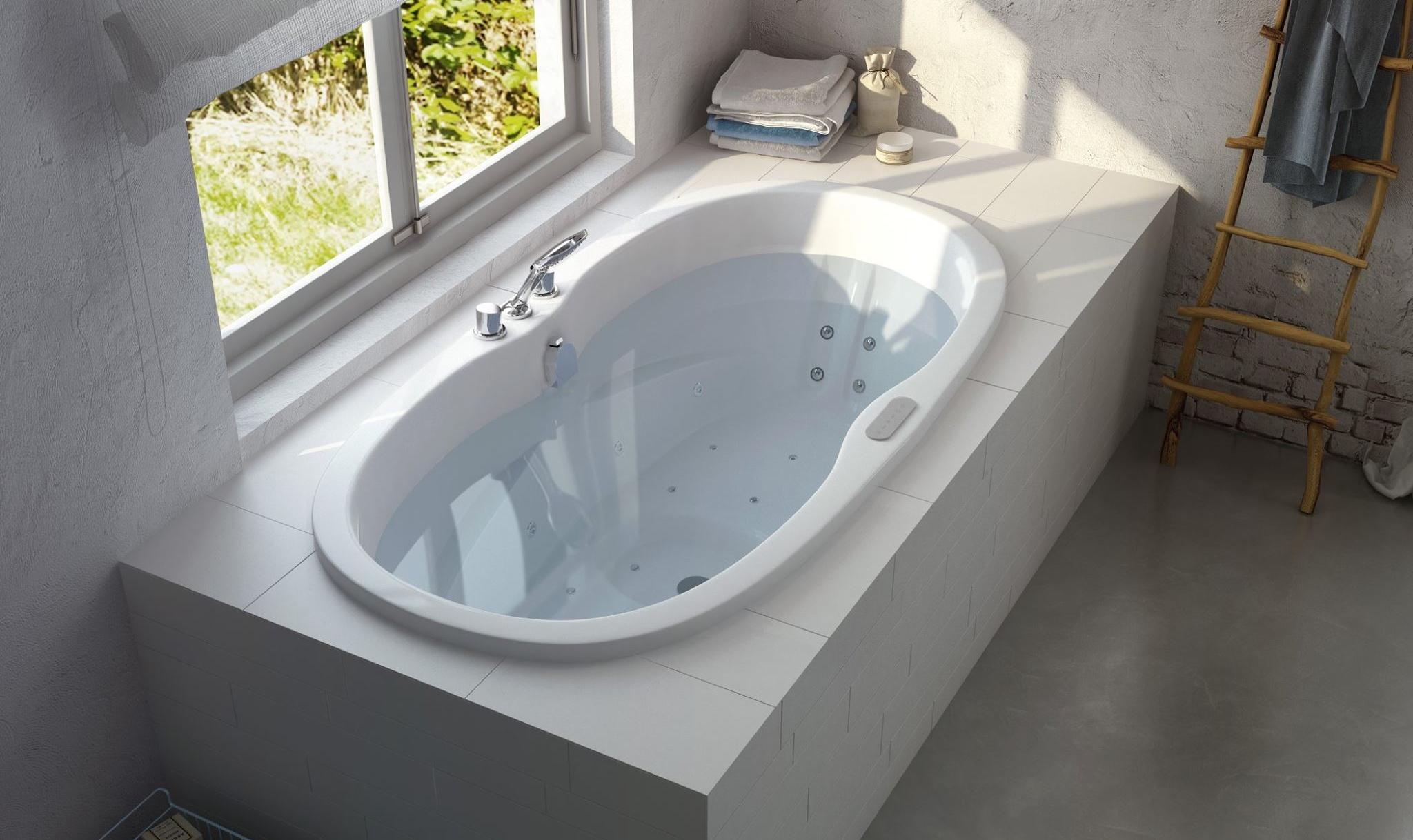 Whirlpool Startpagina voor badkamer ideeën | UW-badkamer.nl