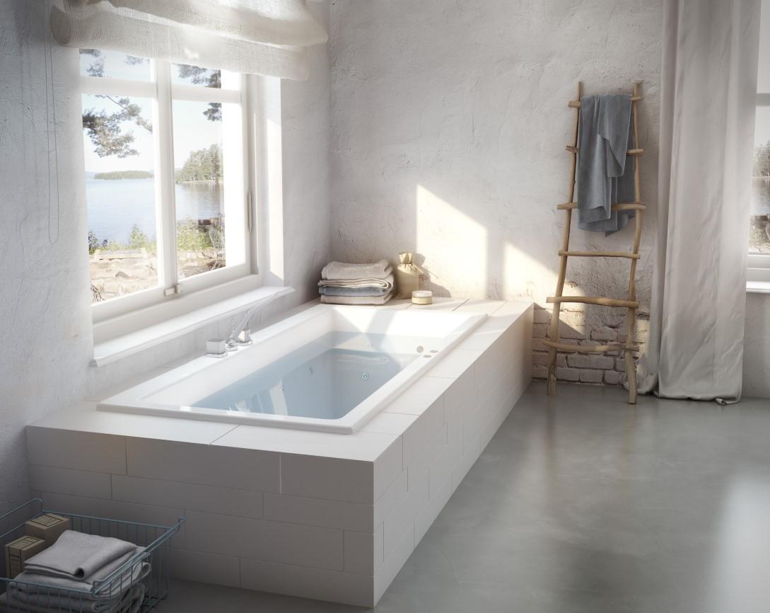 Badkamertrends en inspiratie van cleopatra nieuws startpagina voor badkamer idee n uw for Foto in het bad