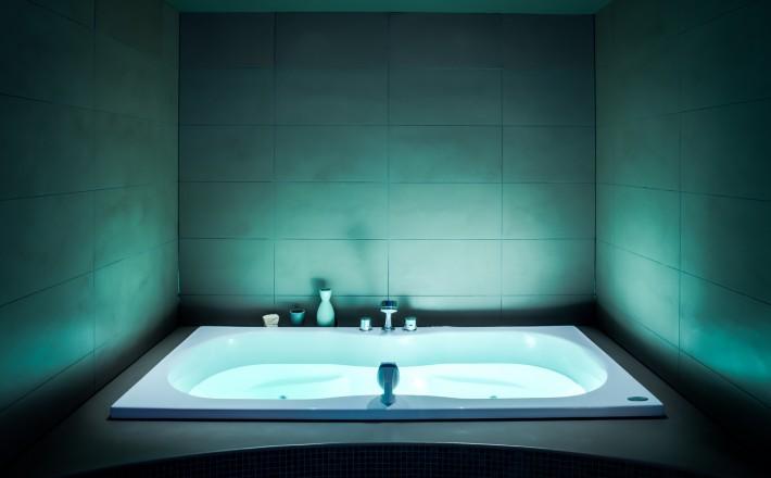 Leisteen Badkamertegels ~ bubbelen in de baden van Cleopatra  Nieuws Startpagina voor badkamer