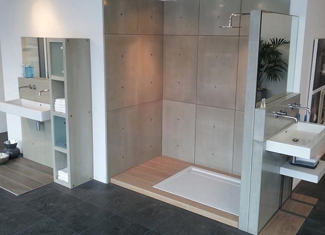 Badkamer Hout Natuursteen ~   badkamers  Nieuws Startpagina voor badkamer idee?n  UW badkamer nl