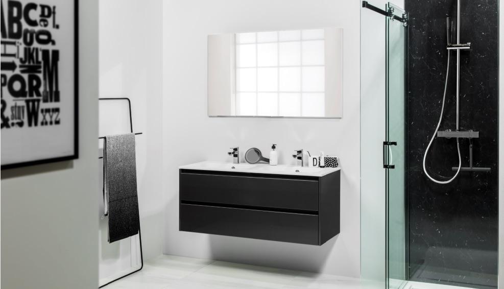 Emejing Achterwand Badkamer Images - House Design Ideas 2018 - gunsho.us
