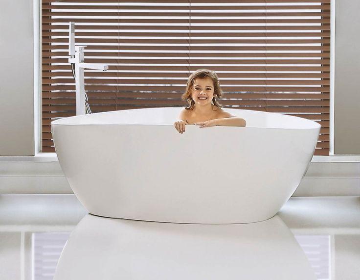 Detremmerie vrijstaand bad oval