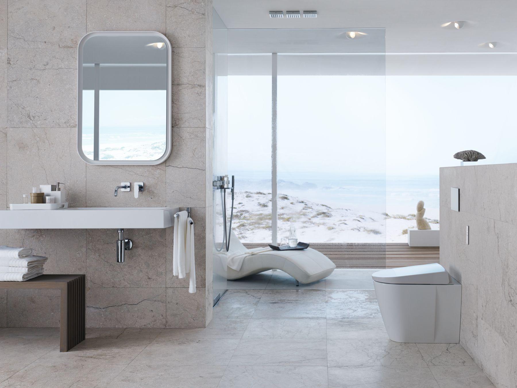 Toilet douchewc Geberit Aquaclean Sela