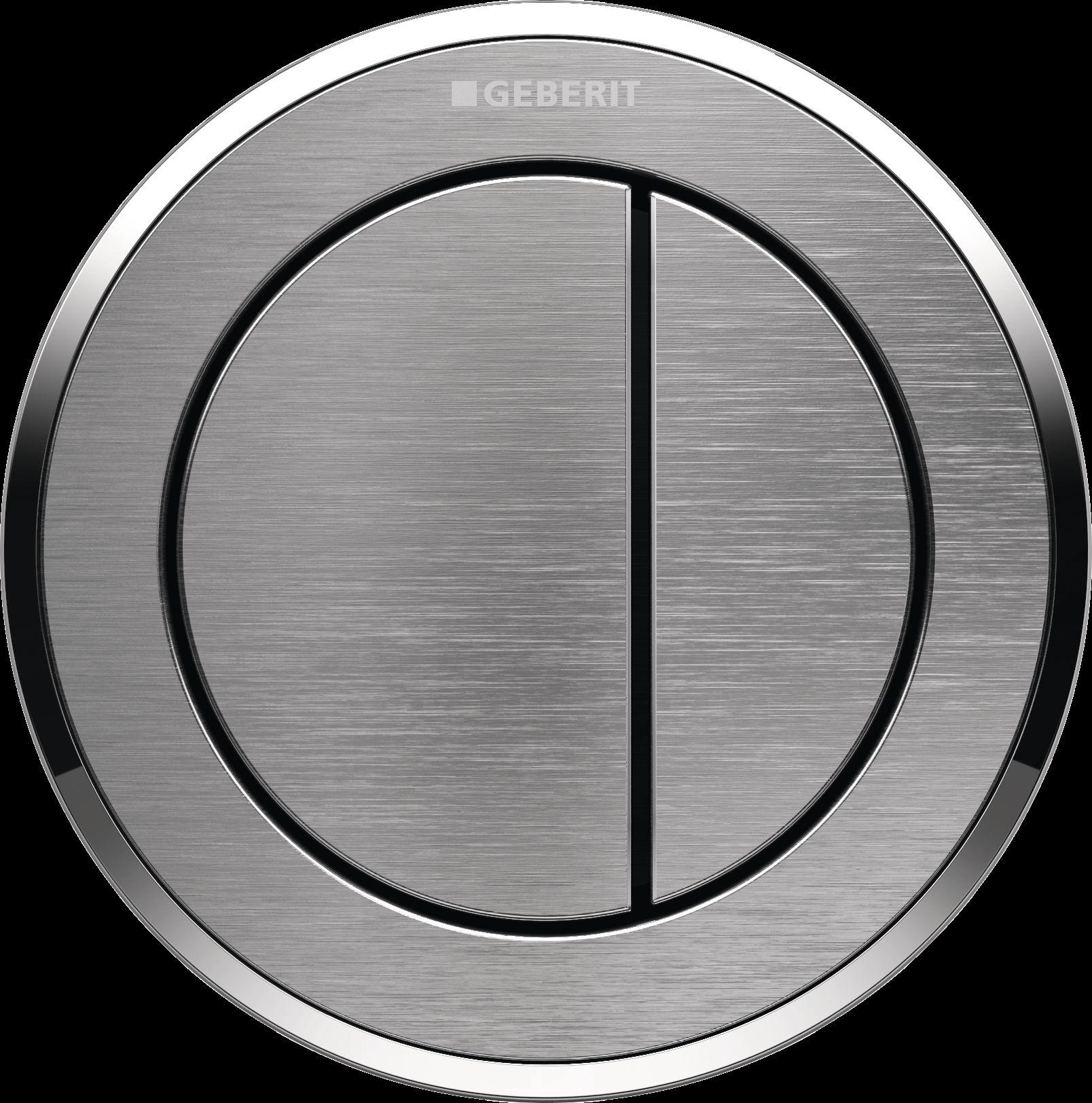 Geberit spoelknop Type 10 met bediening op afstand