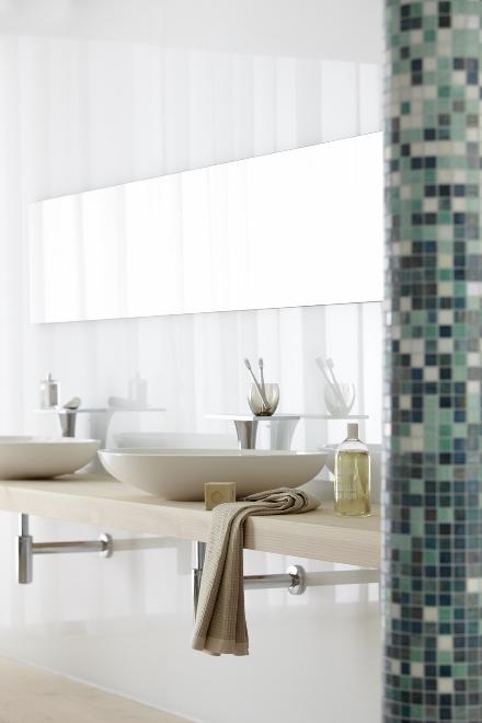 Zwevende wastafels met de sifons van Geberit - Nieuws Startpagina ...