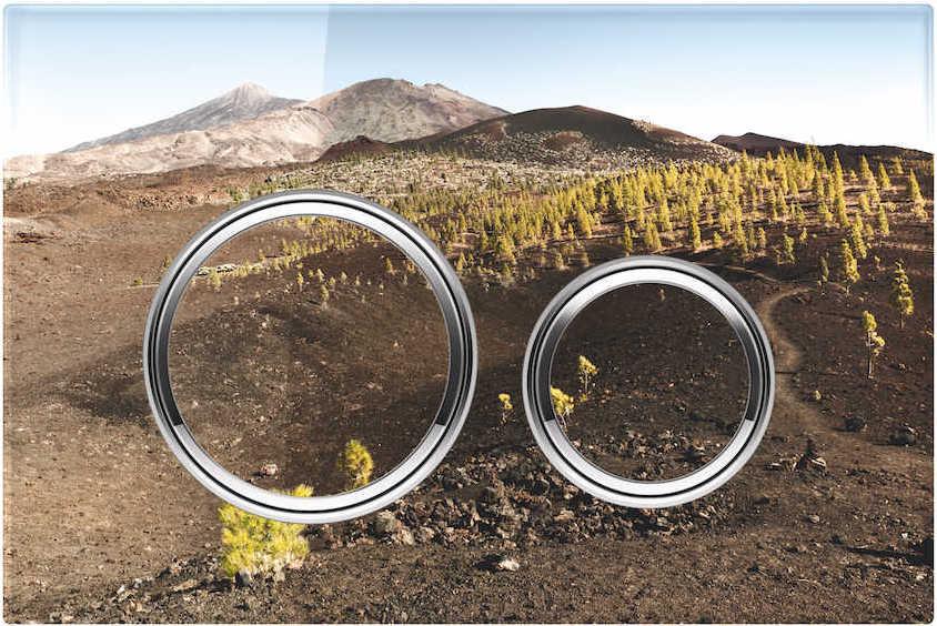Nieuwe bedieningsplaat Geberit Sigma21 met ronde spoelknoppen met foto custom made #geberit #toilet #bedieningsplaat #sigma21
