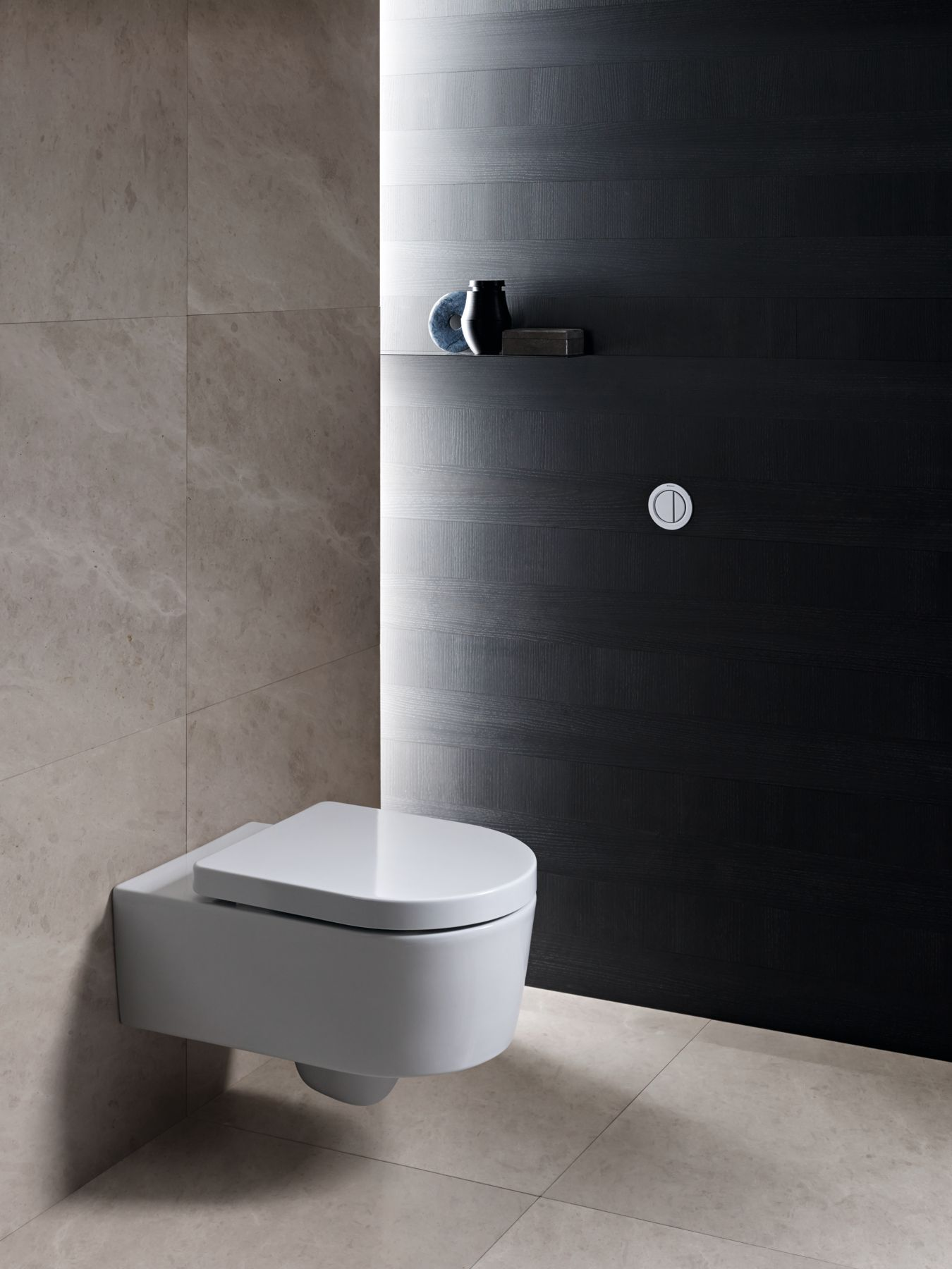 Toilet Spoelknop Met Bediening Op Afstand Nieuws