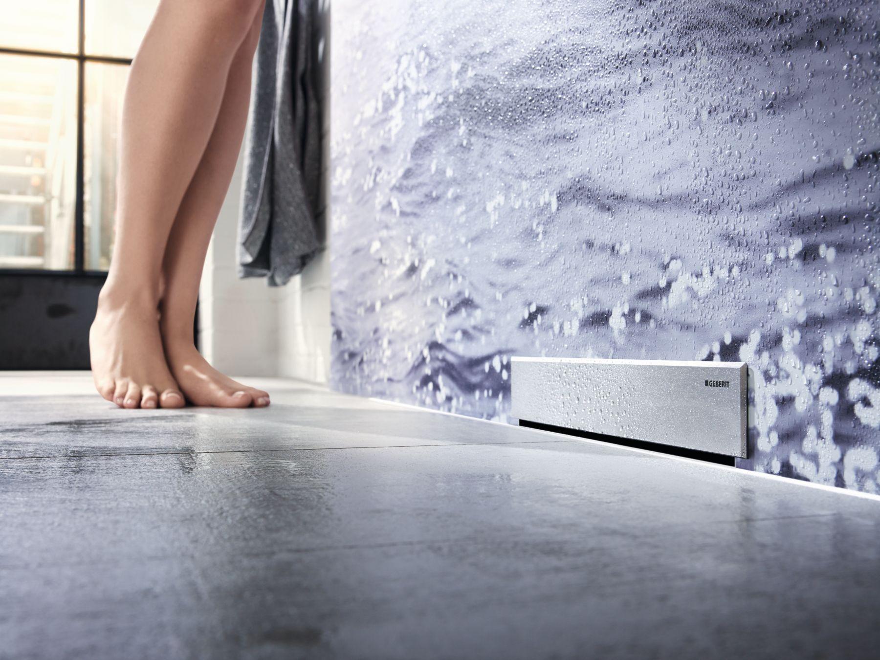 Ideeen Badkamervloer : Welk afvoersysteem past bij uw douche? - Nieuws ...
