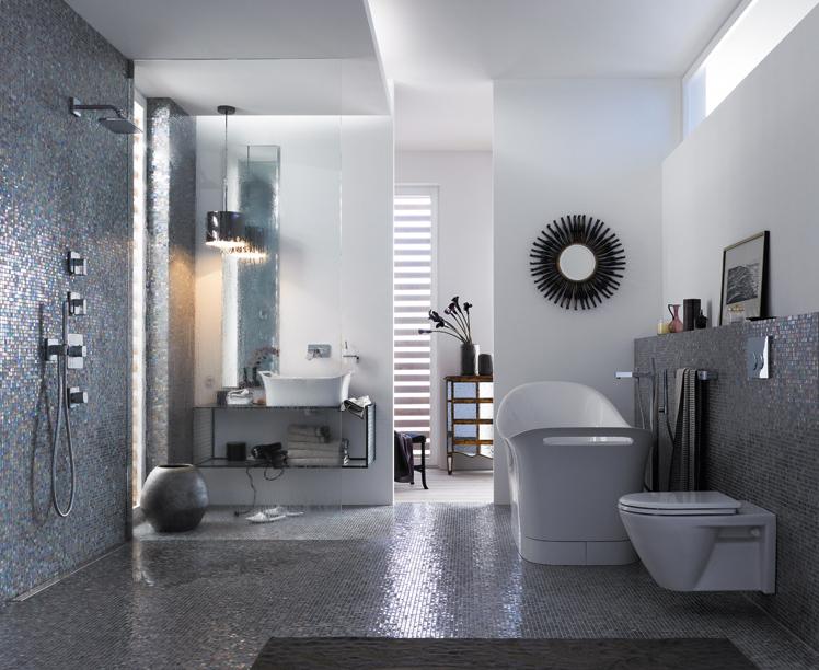 Interieurtrend badkamer en slaapkamer in één ruimte  Nieuws