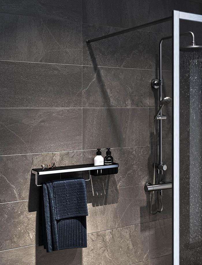 Geesa Frame planchet badkamer douche
