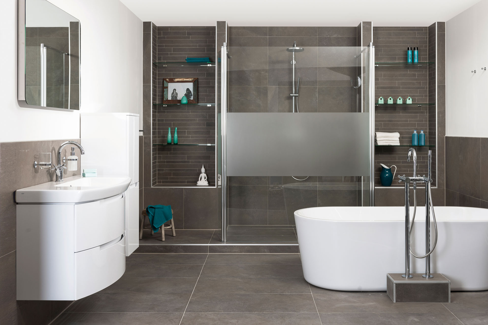 Complete Nieuwe Badkamer : Complete badkamers voor elke stijl nieuws startpagina voor