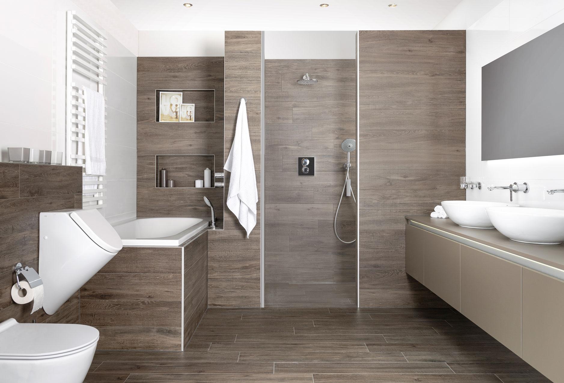 ideeen badkamer indeling