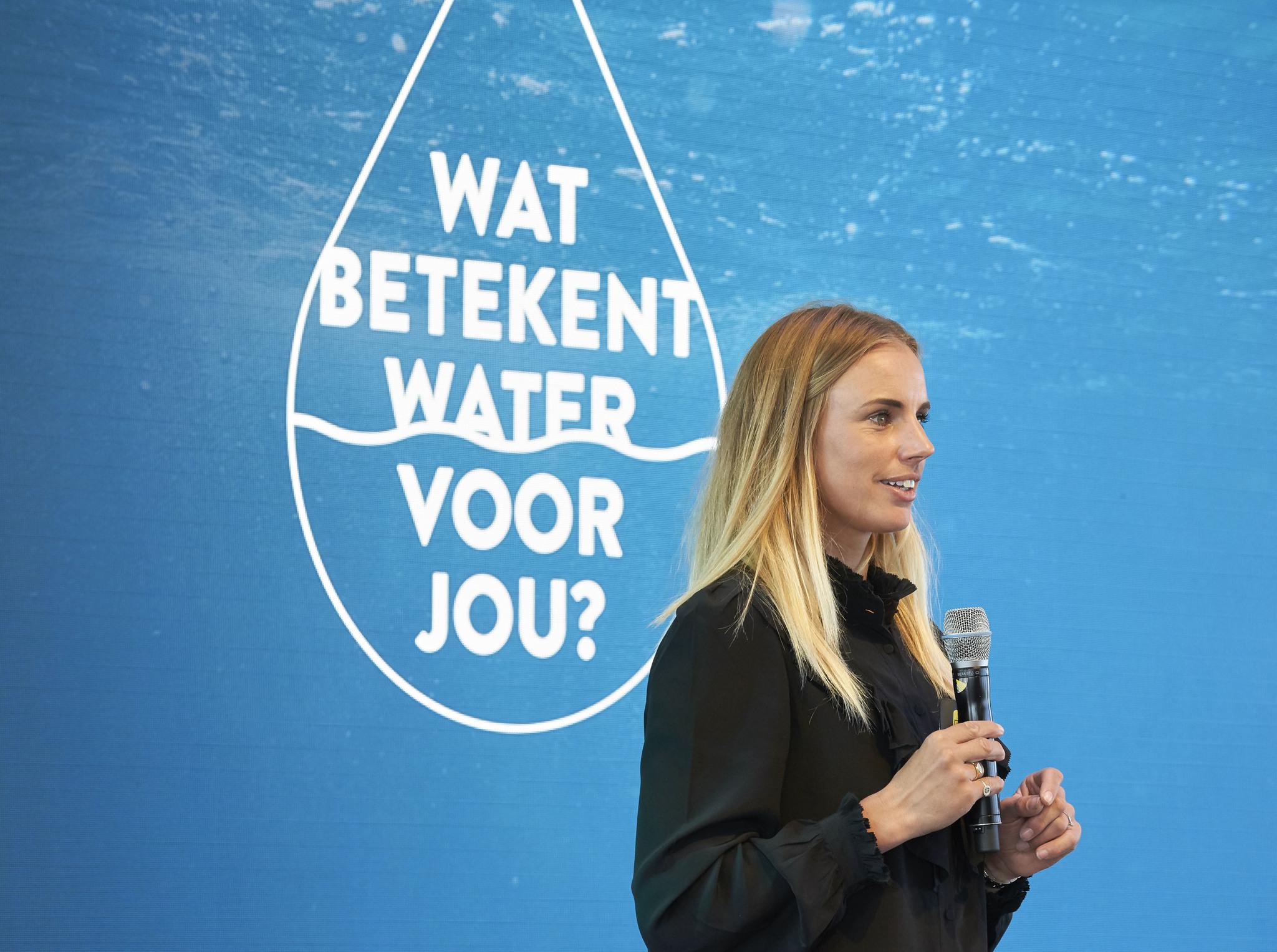 Olympisch zeilkampioene Marit Bouwmeester, ambassadrice van wat is de waarde van water - Grhe #water #grohe
