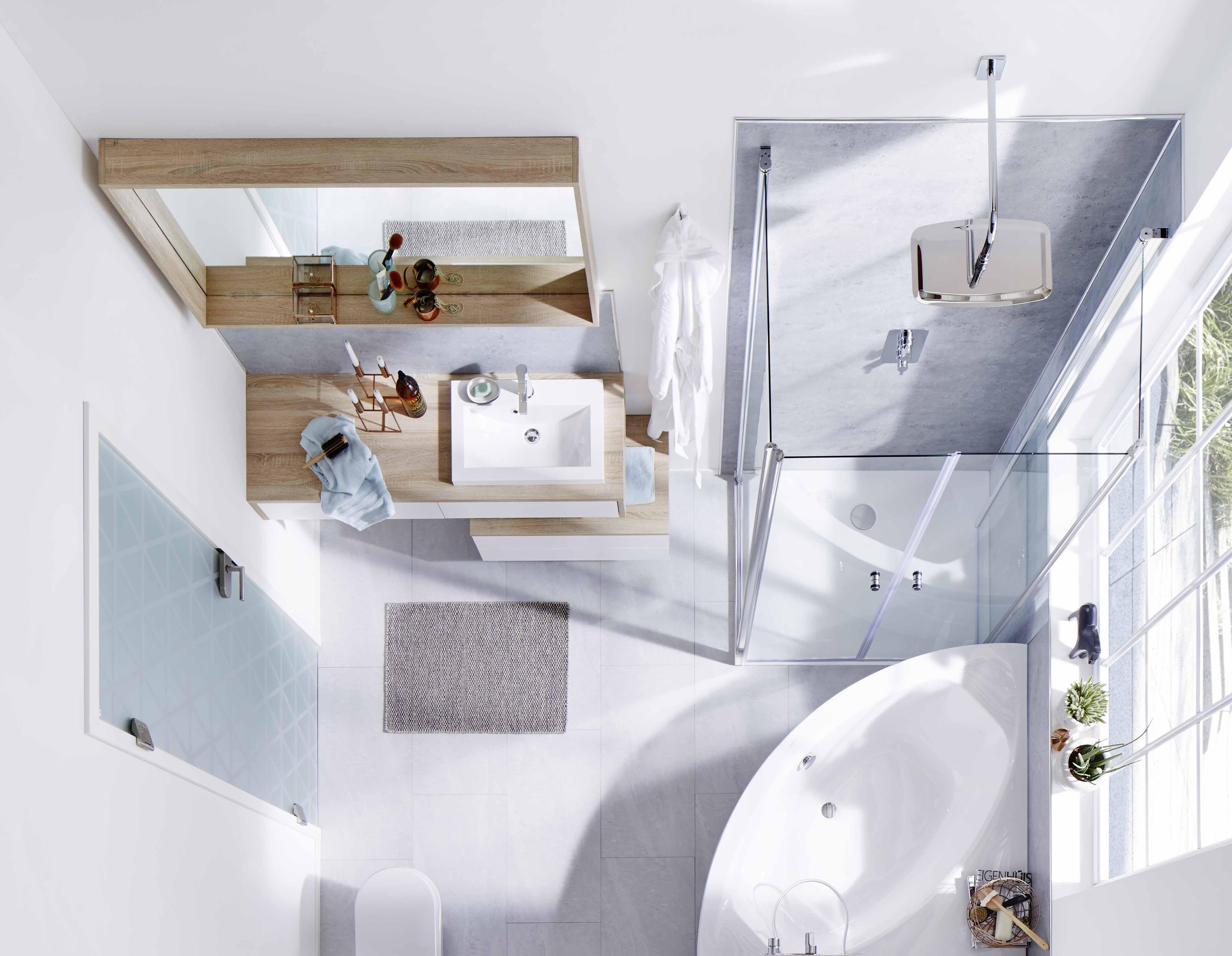 inklapbare douchecabines voor de kleinste badkamers nieuws