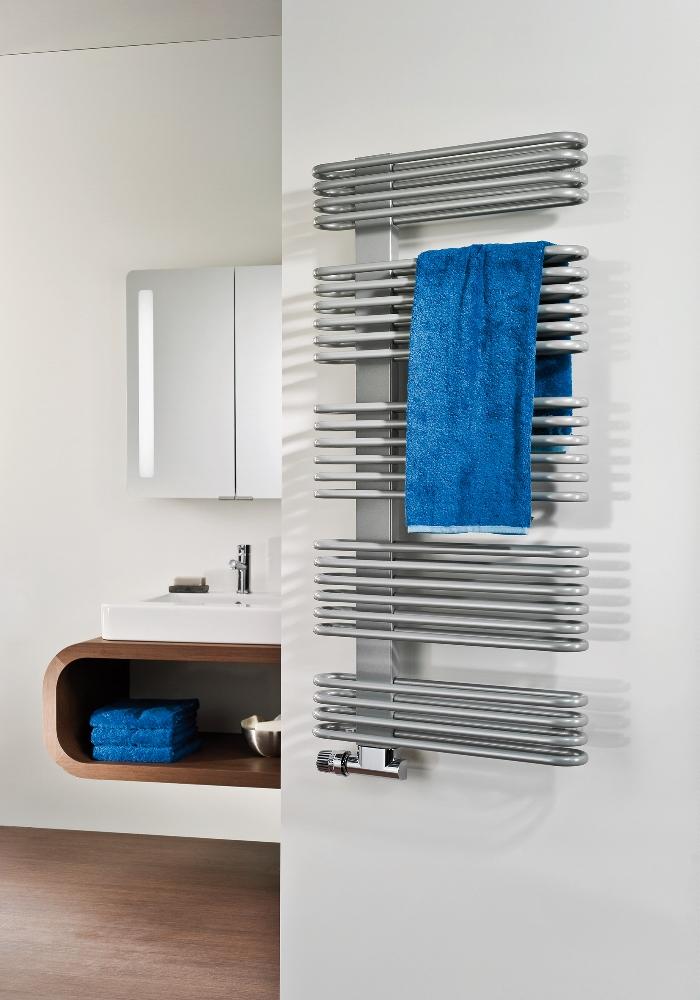 Designradiator voor de badkamer - Premium van HSK