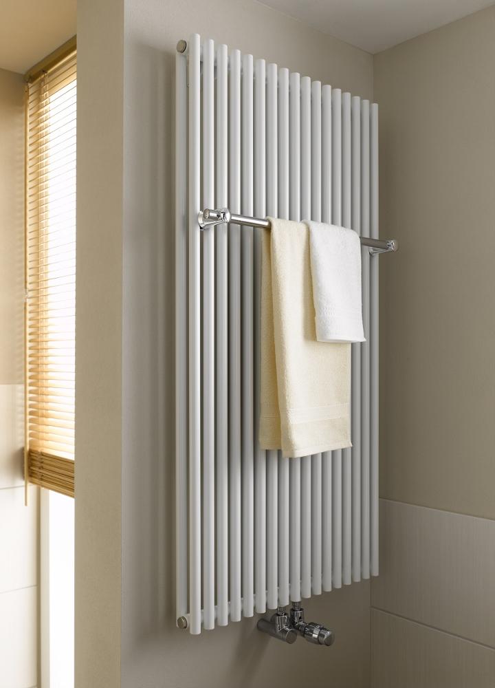 Designradiator voor de badkamer - Twin van HSK
