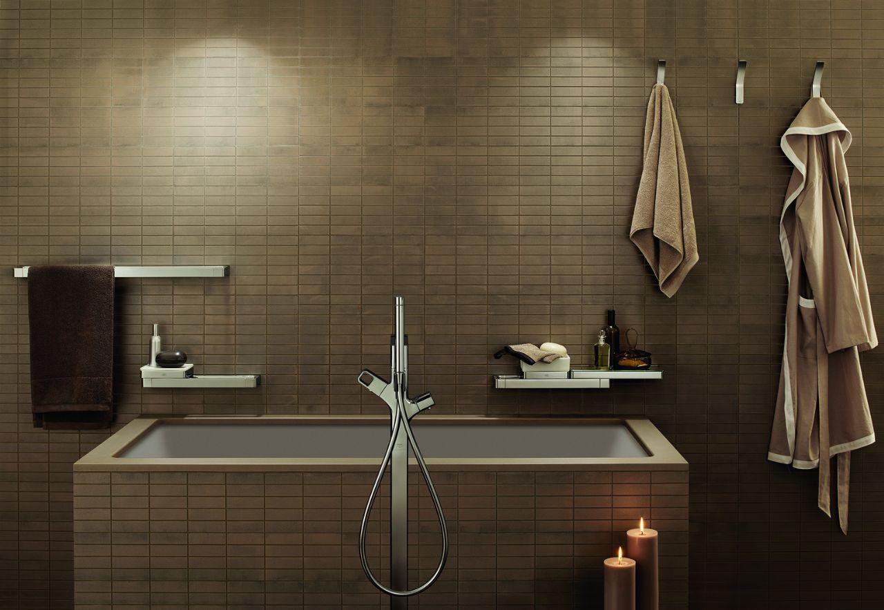 Axor Universal design planken- en accessoiresysteem voor de badkamer