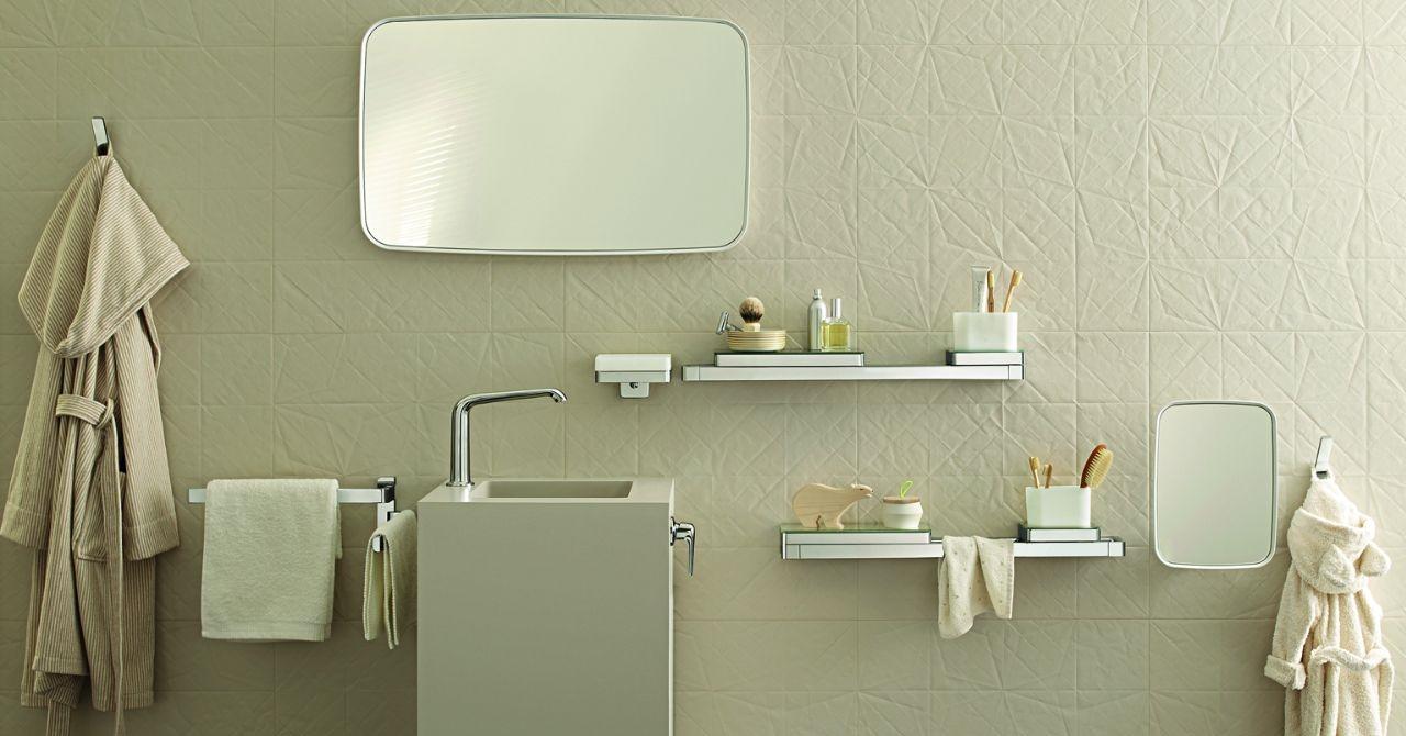 Design Handdoekenrek Keuken : Badkamer accessoires Startpagina voor ...