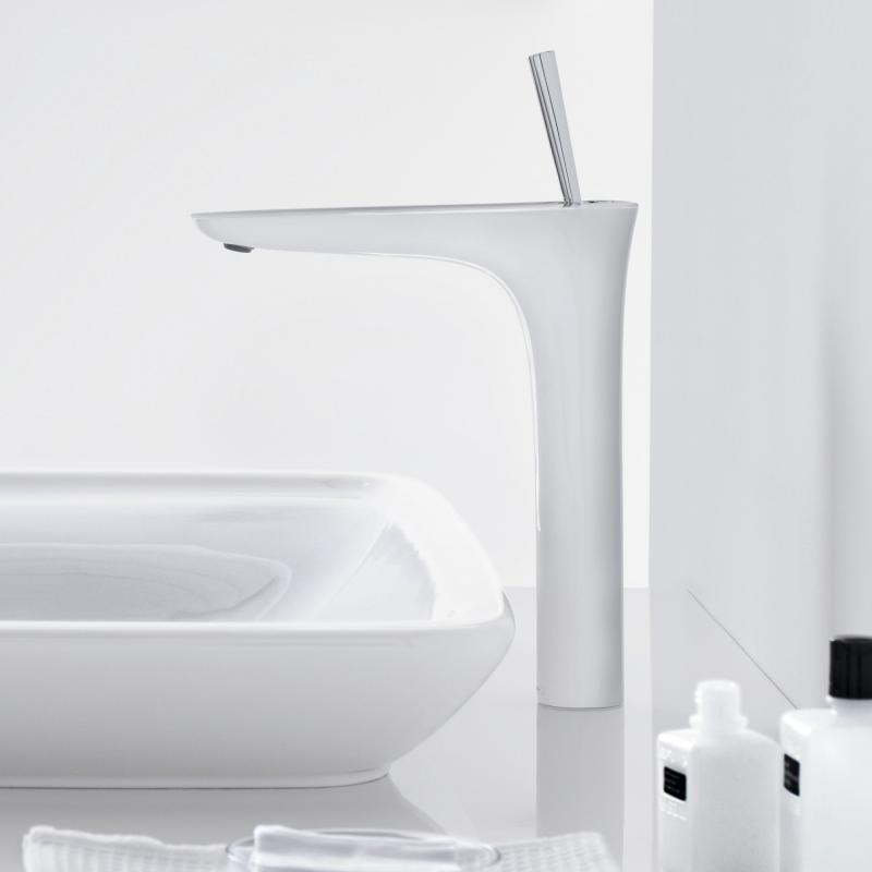 Hansgrohe Puravida badkamer kraan #badkamer #hansgrohe