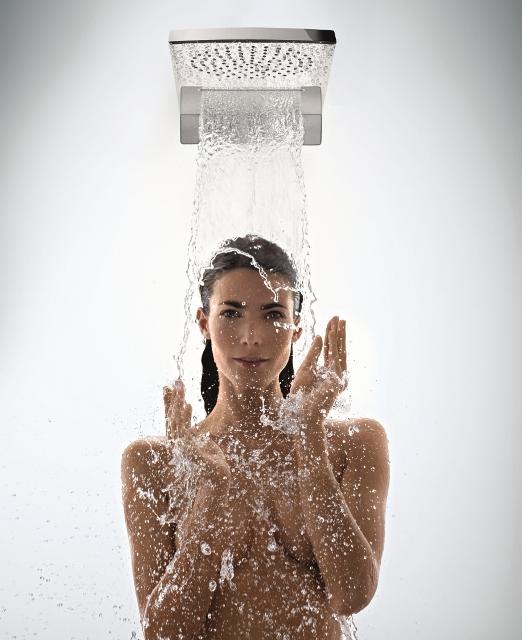 EcoSmart douchen met Hansgrohe