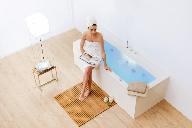 Wavedesign 2.0 bad whirlpool massagesystemen
