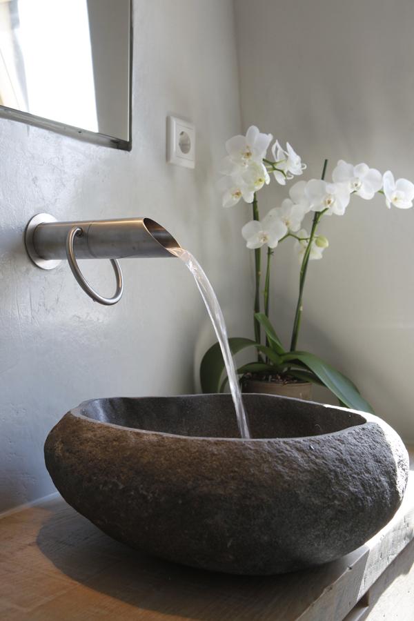 20170315 121943 houten wastafel badkamer - Hout voor de badkamer ...