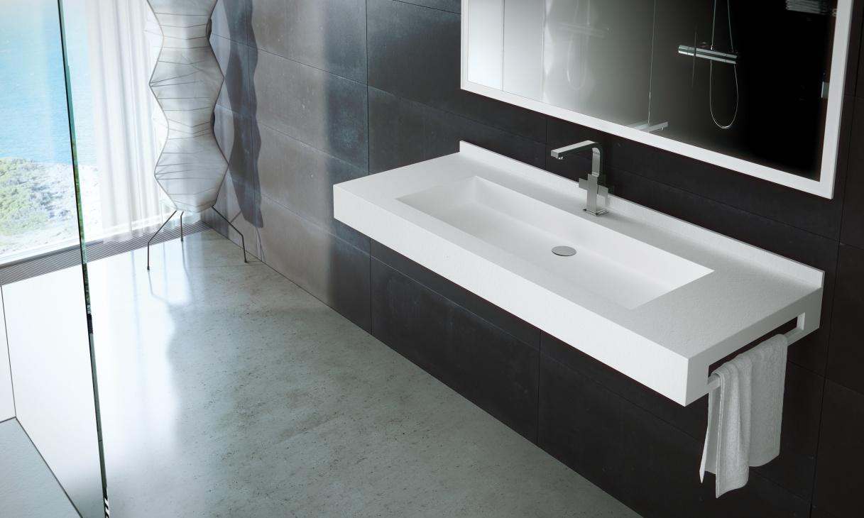 Mooi voor de badkamer: vrijhangende wastafelconsoles - Nieuws ...