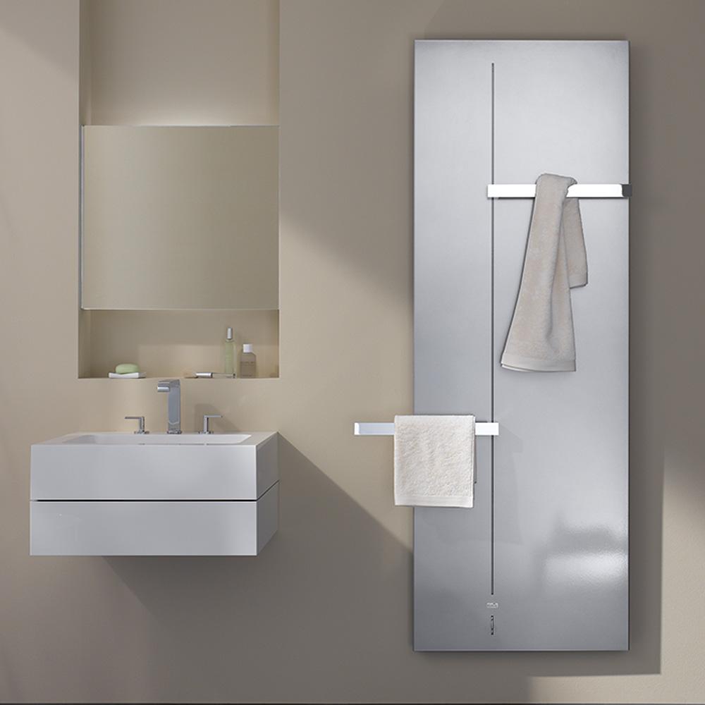 Radiatoren voor een warme stijlvolle badkamer nieuws startpagina voor badkamer idee n uw - Bijvoorbeeld vlak badkamer ...
