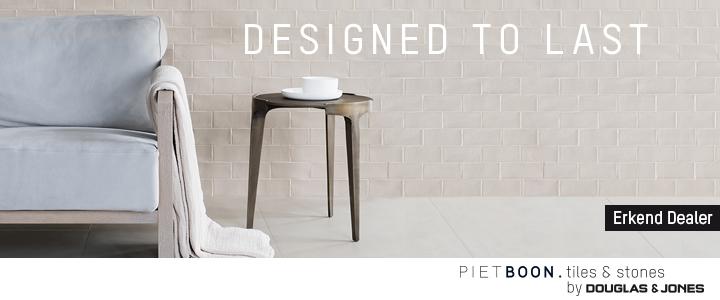Piet Boon Tiles & Stones by Douglas & Jones via Koltegels Haarlem