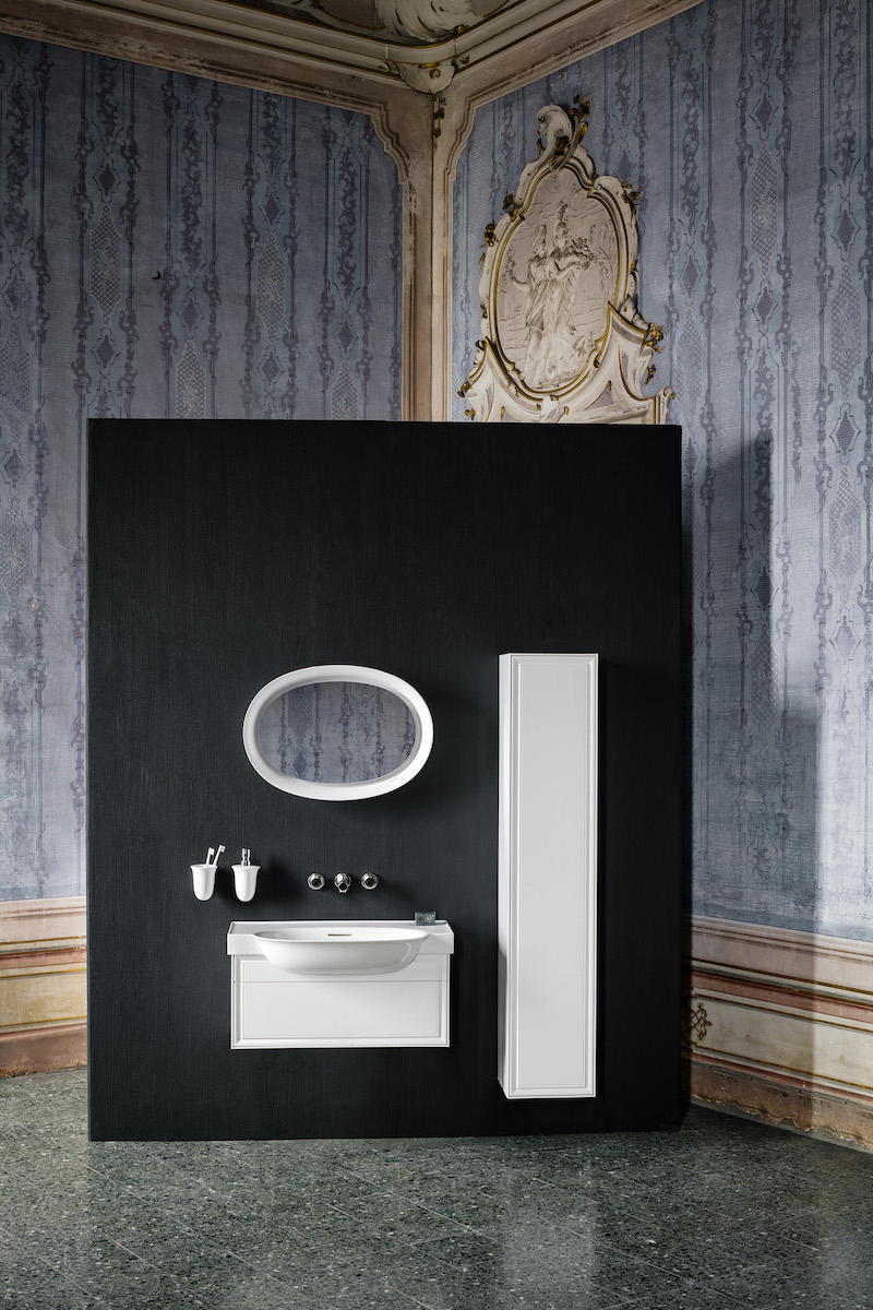 Laufen en Marcel Wanders The New Classic. IF Design Award 2019 #badkamer
