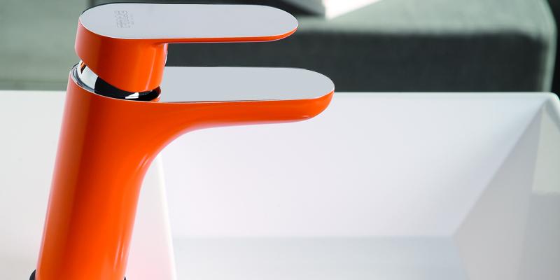 Kleurrijke kranen Kevon Chic   Nieuws Startpagina voor badkamer idee u00ebn   UW badkamer nl