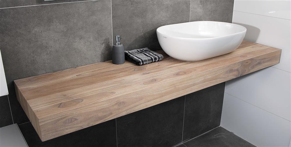 Teak hout in de badkamer - Nieuws Startpagina voor badkamer ideeën ...