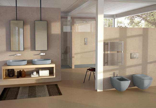 Design waskommen van ultradun keramiek nieuws startpagina voor badkamer idee n uw - Kleur feng shui badkamer ...